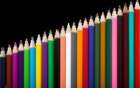 Карандаши цветные, акварельные